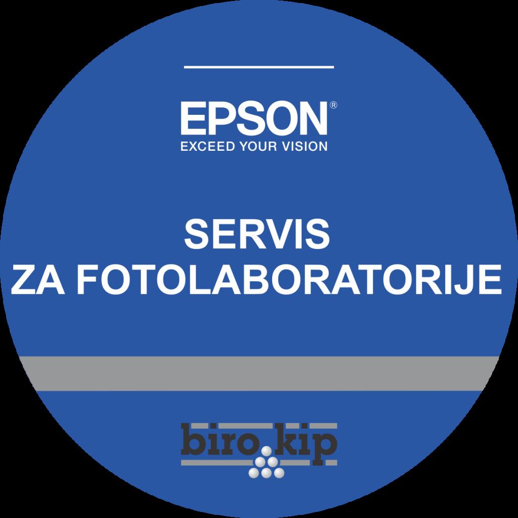EPSON SERVIS ZA FOROLABORATORIJE