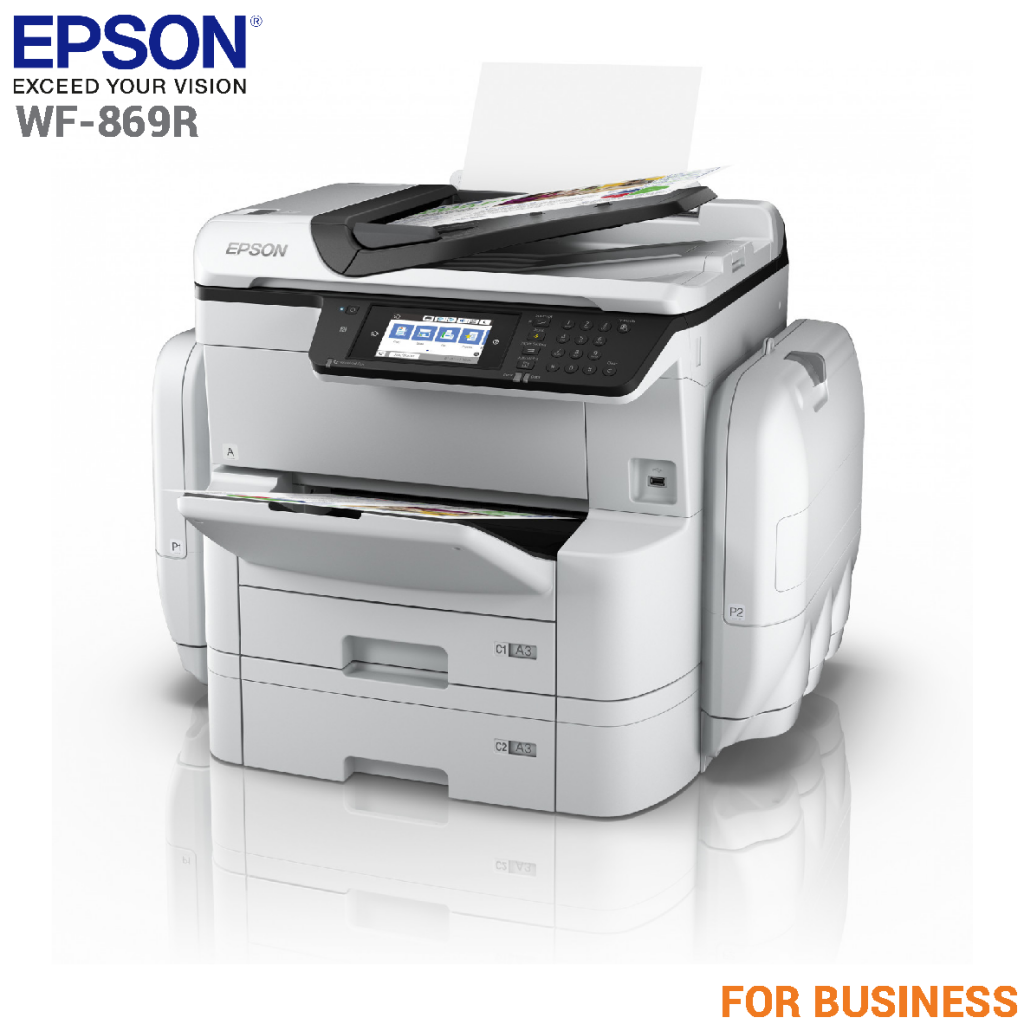 EPSON Epson WorkForce Pro WF-C869R